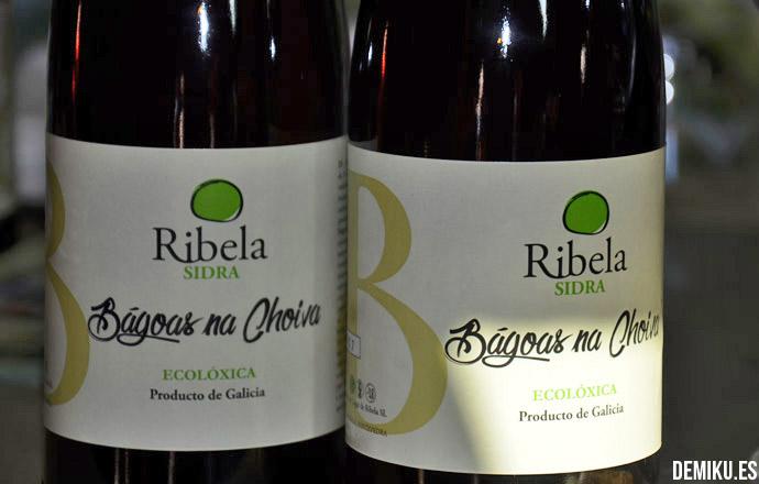 Lagar Ribela: Sidra de Galicia.