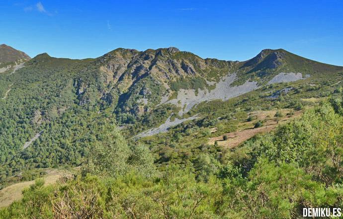 Ruta de Tres Bispos en Os Ancares (Lugo – Galicia)