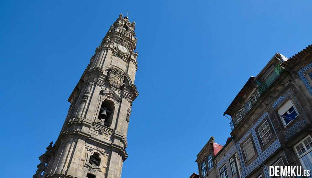 Oporto-(10)-torre-clerigos