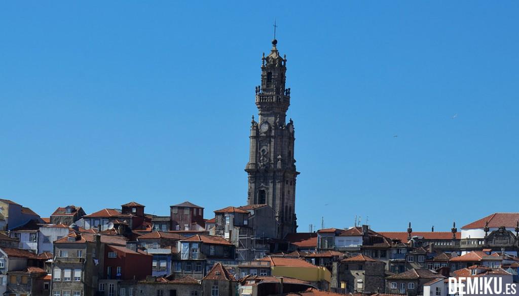 Oporto-(15)-torre-clerigos