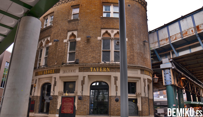 borough-market-londres-(2)-the-globe-tavern