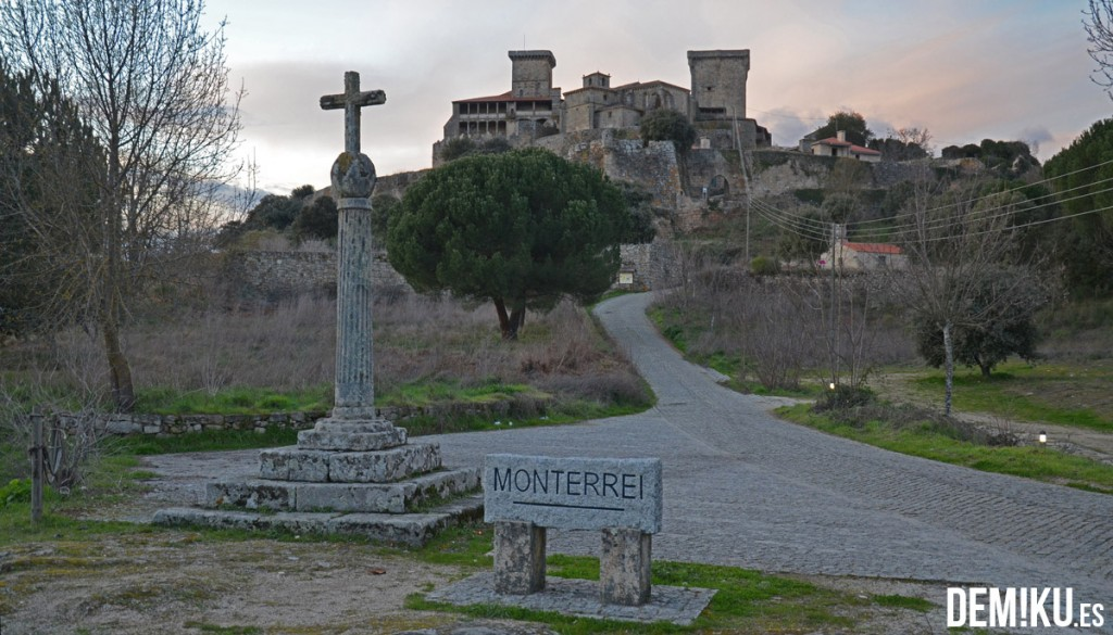 castillo-monterrei