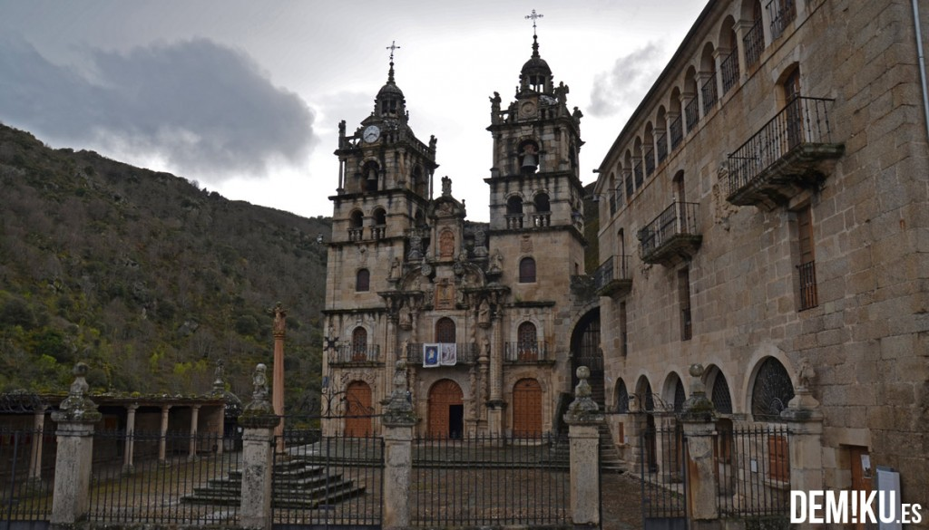 Santuario de As Ermidas, Ourense