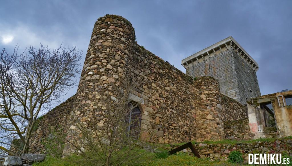 Castillo de O Bolo, Ourense