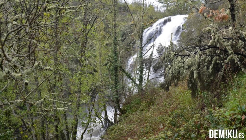 Cascada Trives, Ourense