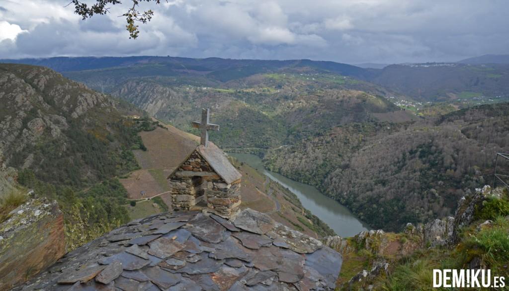Mirador Pena do Castelo, Doade, Ribeira Sacra