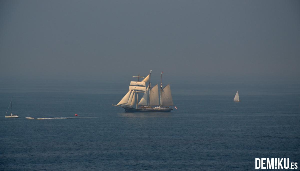 Tall Ship Race A Coruña 2016 Veleros