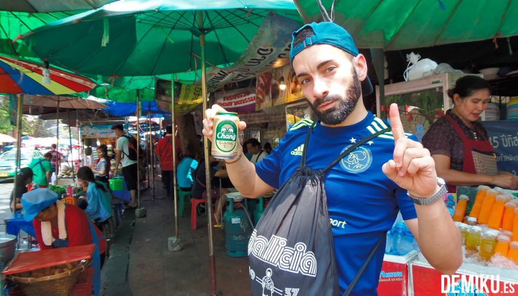 cerveza tailandia