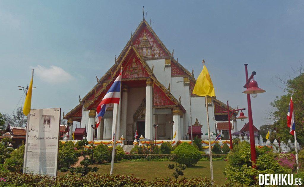 Wihaan Phra Mongkhon Bophit