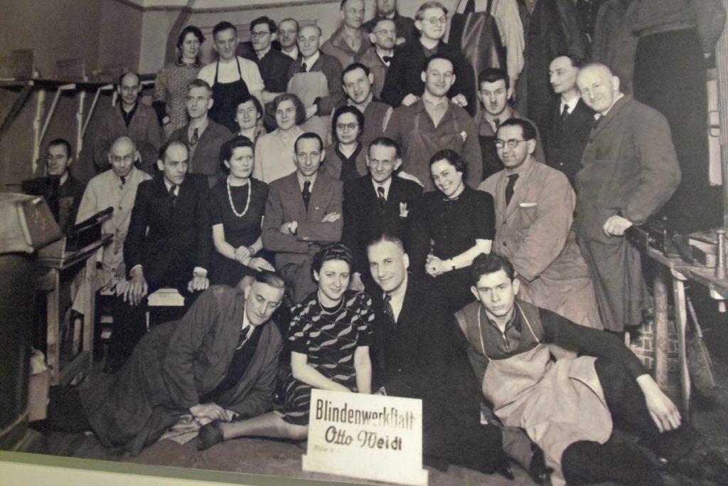 Museo Blindenwerkstatt Otto Weidt