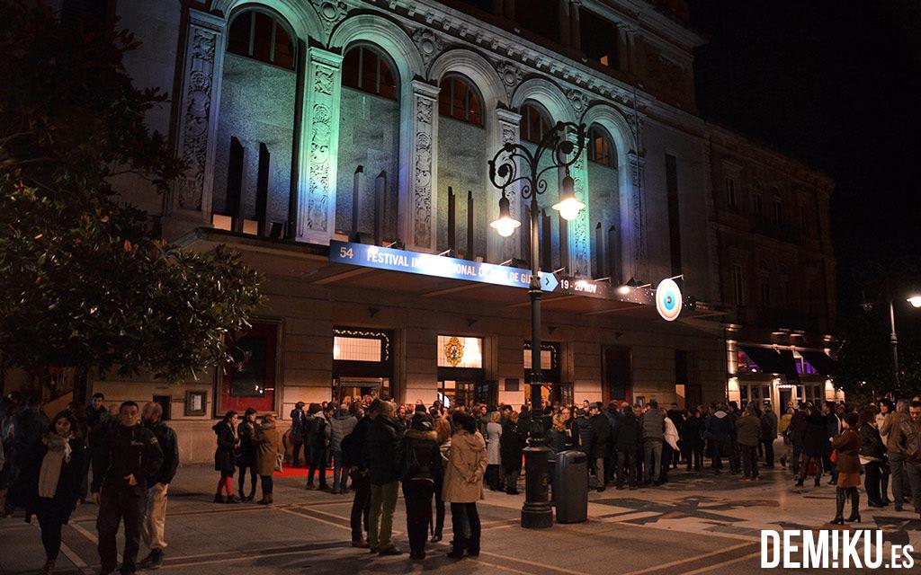 Teatro Jovellanos Gijón