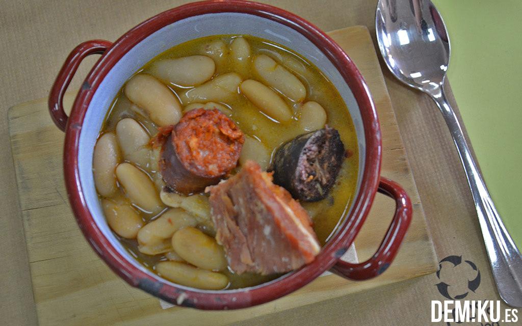 Fabada Asturiana - La Laboral
