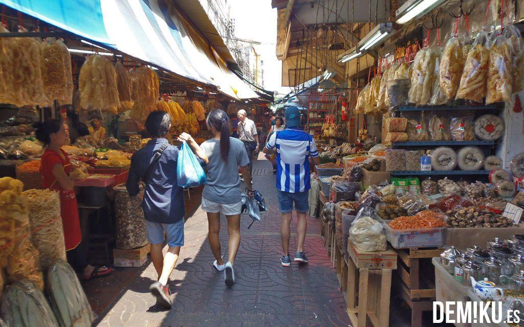 Mercado de Talat Mai