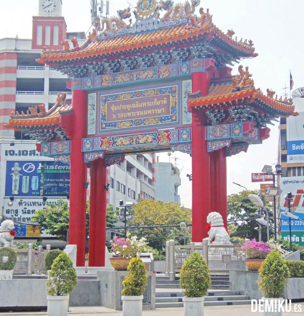 Entrada Chinatown Bangkok