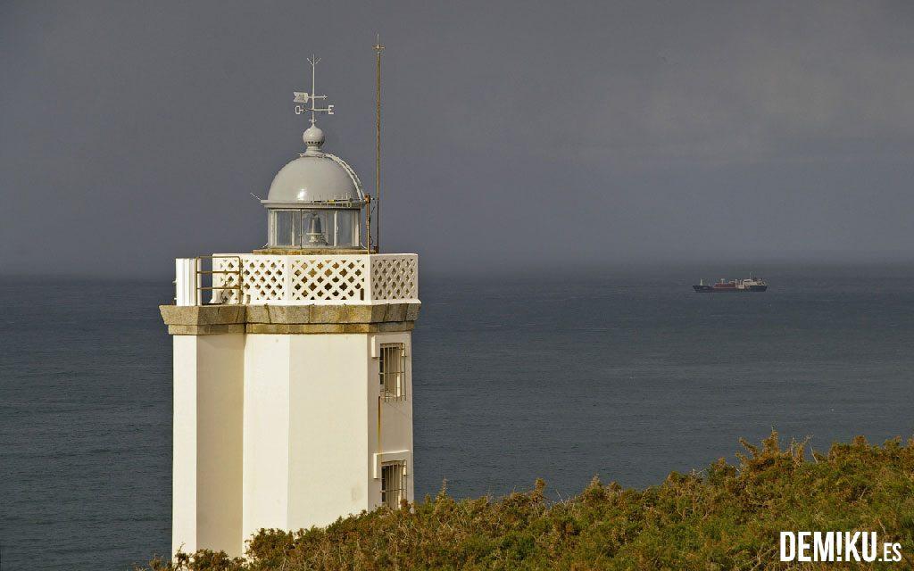 Faro de Mera, Oleiros (Galicia)