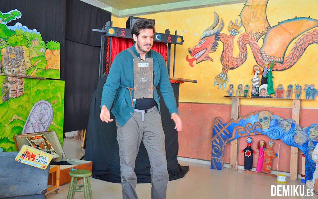 Ton Arenas, Mircromina Teatro