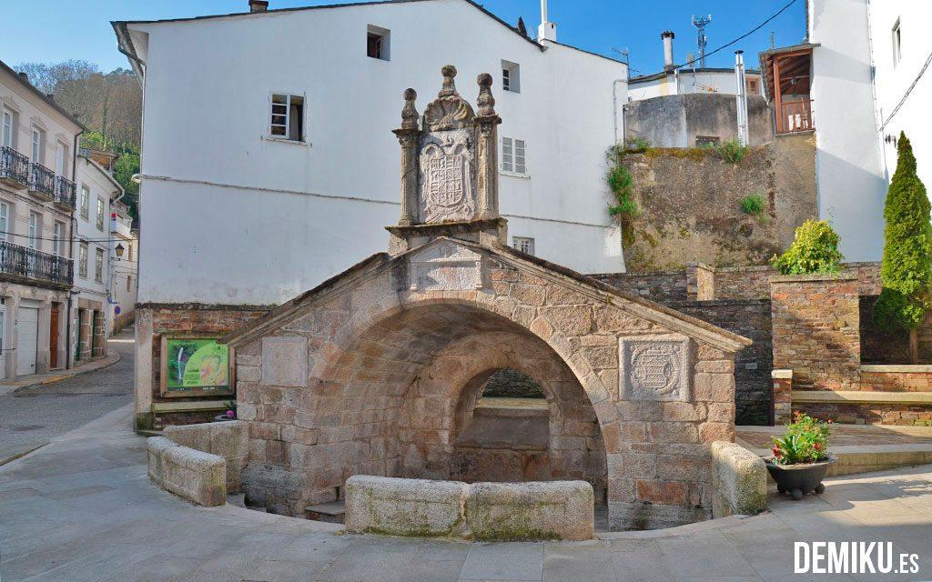 Fonte Vella Mondoñedo