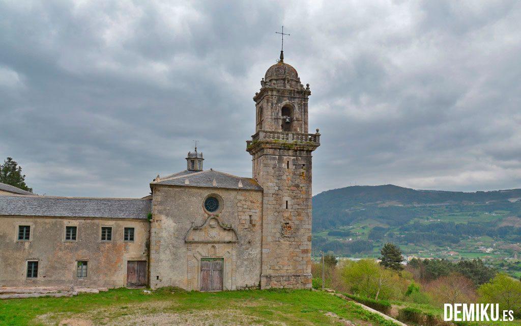 Monasterio de Os Picos