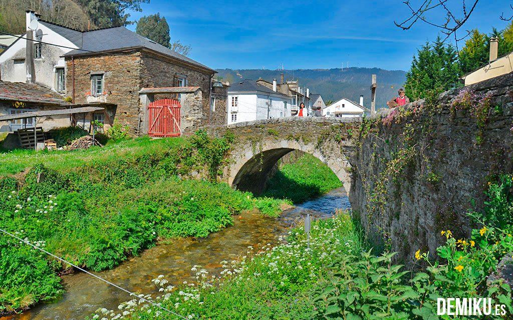 Puente Pasatiempo de Mondoñedo