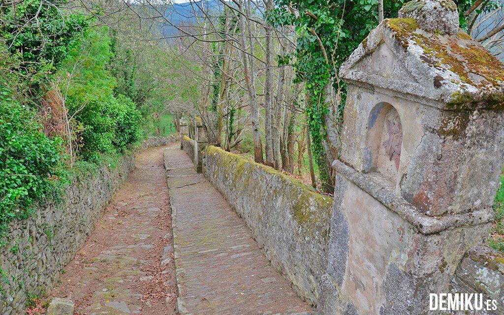 Vía Crucis Mondoñedo