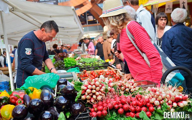 Mercado de Quimper