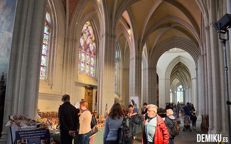 Mercadillo Catedral Quimper