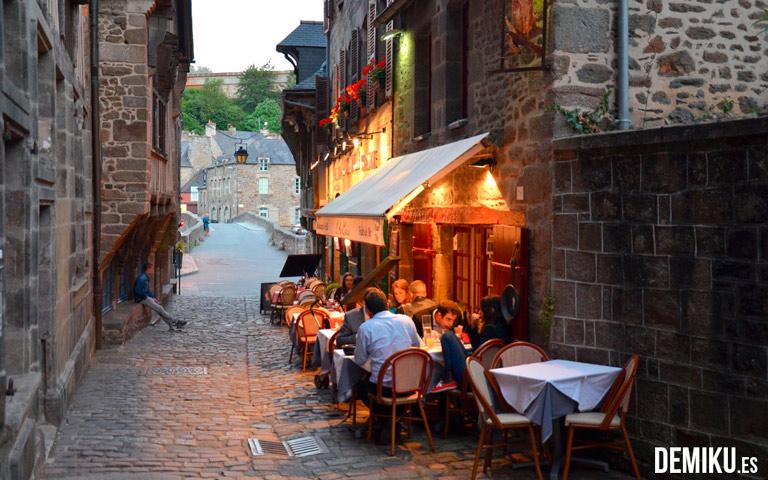 Calle del Jerzual, Dinan